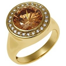 Vilma Righi - Ring mit 24 Zirkonia 4,23 ct