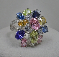 Vilma Righi - Ring 9,71 ct
