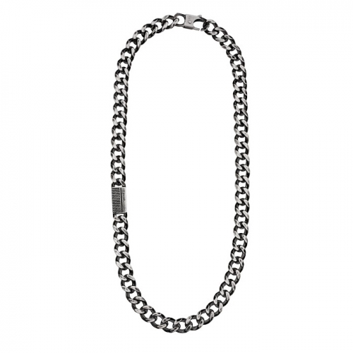 2 Jewels Herrencollier Chains Antik Finish