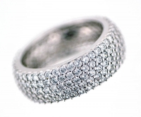 Vilma Righi - Eternity Ring 1,95 ct