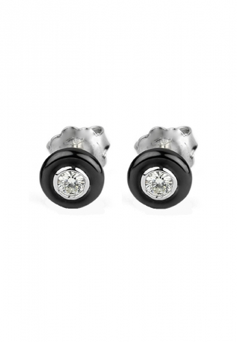 LDC - Ohrstecker mit Diamanten 0,10 ct 750 WG