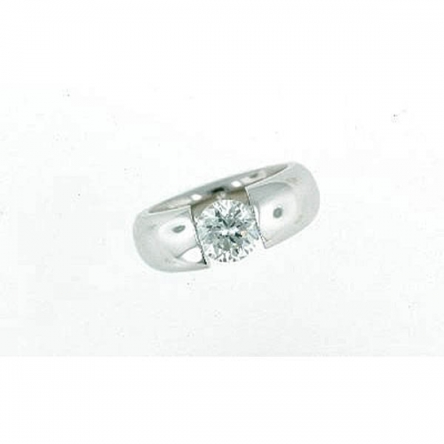 Vilma Righi - Ring mit Zirkonia Solitaire