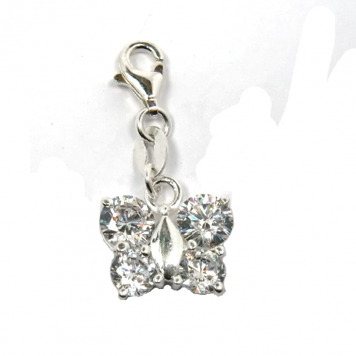 Le Chic Charms Schmetterling Zirkonia